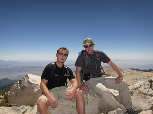 Mt San Gorgonio  Summit Hike  20