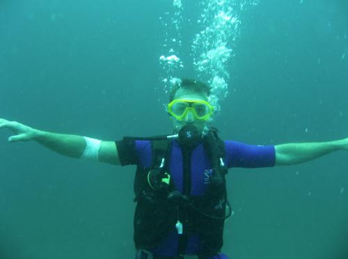 Scuba Diving  Thailand