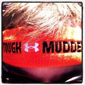 Orange Headband